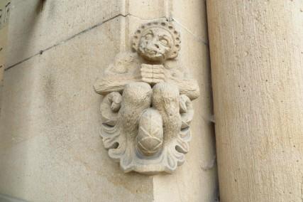 Detalhes Catedral de Speyer - Alemanha